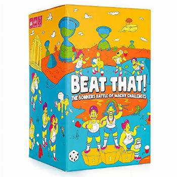 Beat That! - The Bonkers Battle of Wacky Challenges [Family