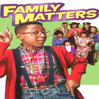 'Family Matters' -  The Best And Worst '90s TV Shows, Ranked - Livingly
