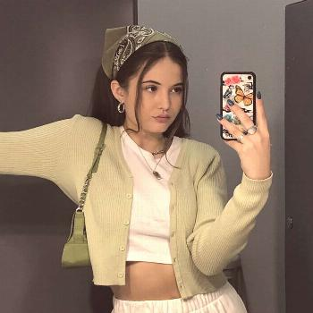 green outfit - brandymelville - Brandy melville outfits -