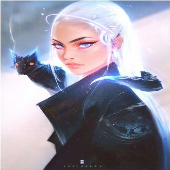 HEY GUYS! Ahhh I can't believe it's been TWO YEARS. I drew Daenerys for my very first episode and m