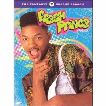 The Fresh Prince Of Bel-Air: The Complete Second Season (Full Frame)