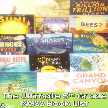 The Ultimate 5th Grade NGSS Science Book List — The Science Penguin