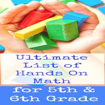 Ultimate List of Math Activities for 5th Grade & 6th Grade   Creekside Learning