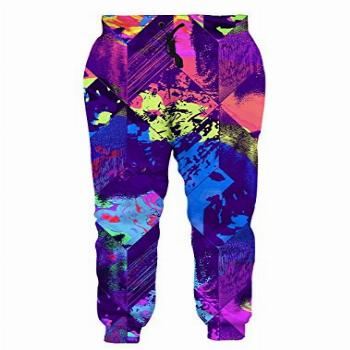 Unisex Geometric Pattern All Over Printed Fashion Casual