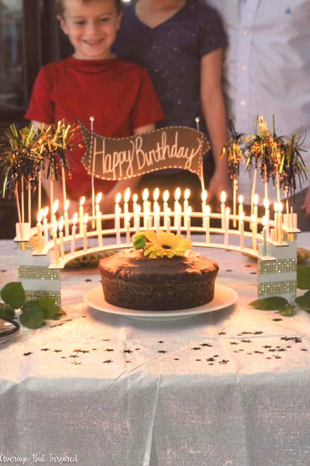 5 Tips for Hosting a Memorable Milestone Birthday Party - Average But Inspired
